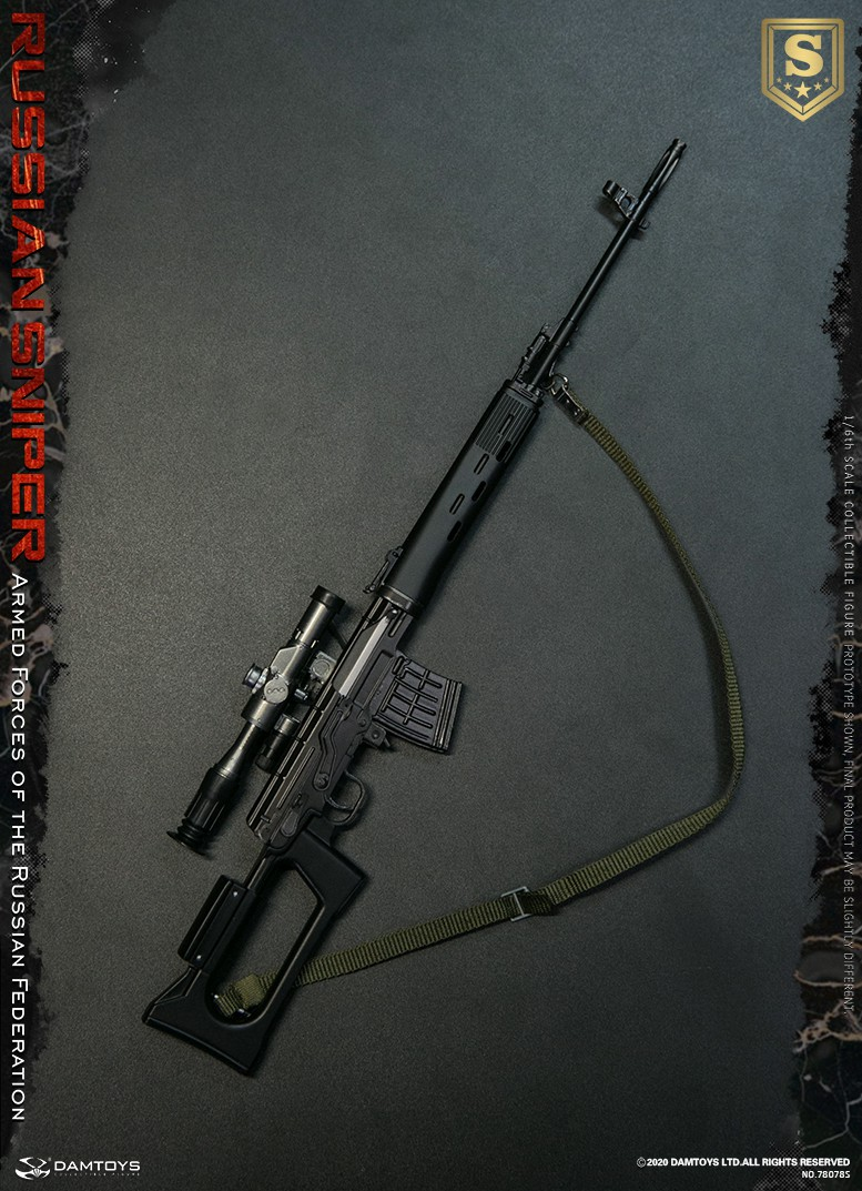 modernmilitary - NEW PRODUCT: DAMTOYS: 1/6 Russian Armed Forces-Russian Sniper Special Edition 78078S / Elite Edition 78078 16090810