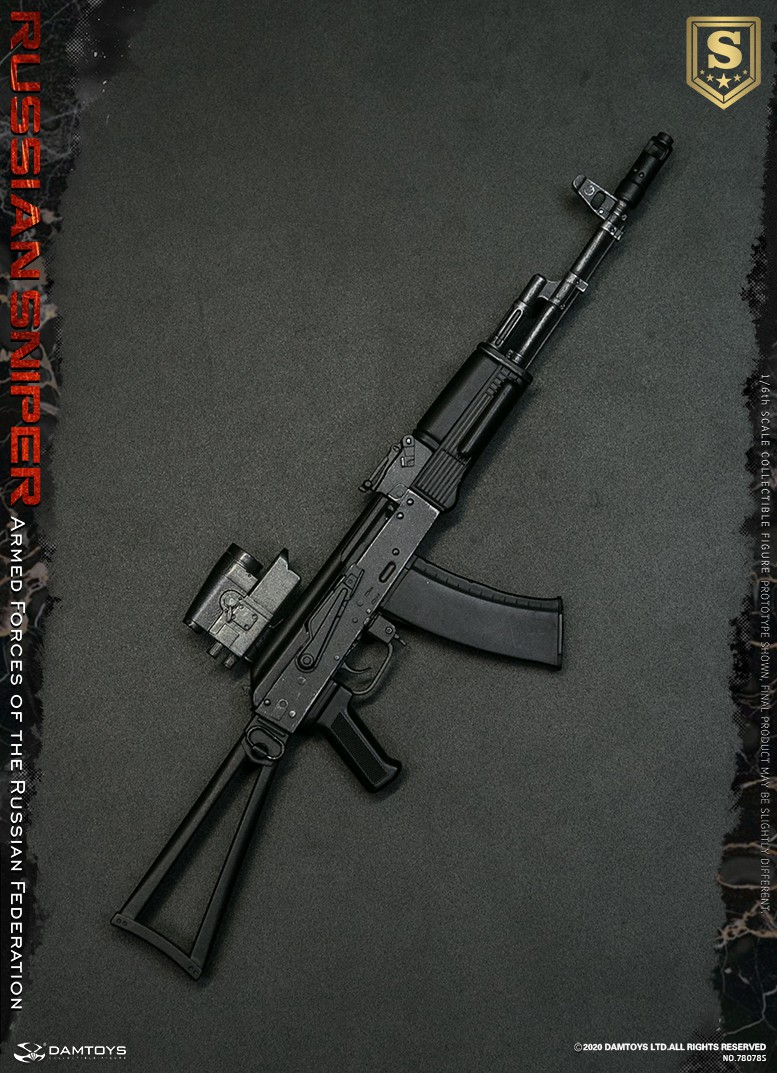 modernmilitary - NEW PRODUCT: DAMTOYS: 1/6 Russian Armed Forces-Russian Sniper Special Edition 78078S / Elite Edition 78078 16090910