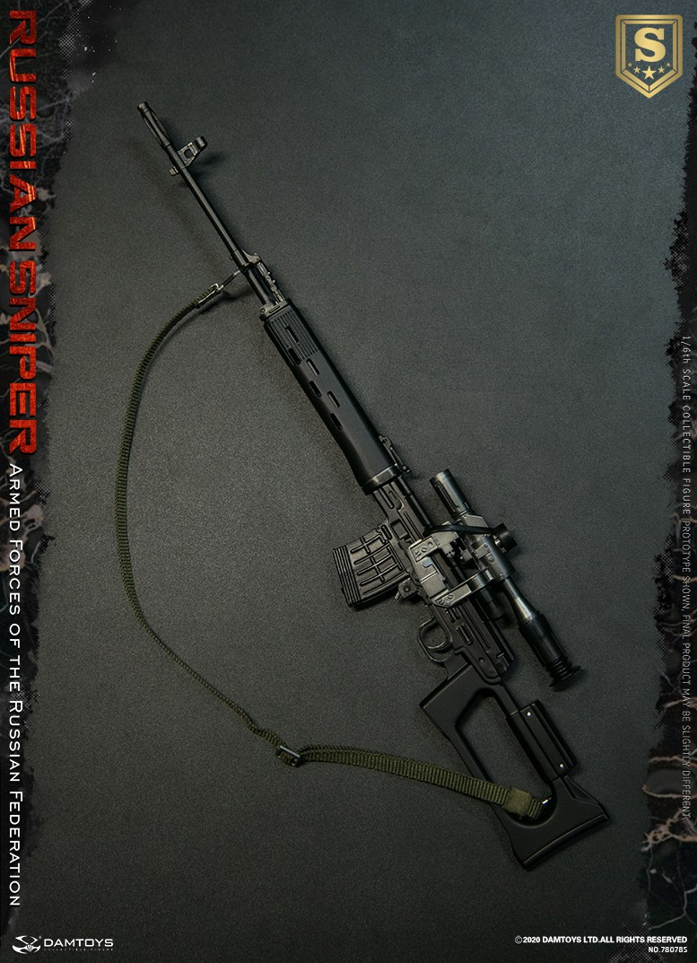 modernmilitary - NEW PRODUCT: DAMTOYS: 1/6 Russian Armed Forces-Russian Sniper Special Edition 78078S / Elite Edition 78078 16090911