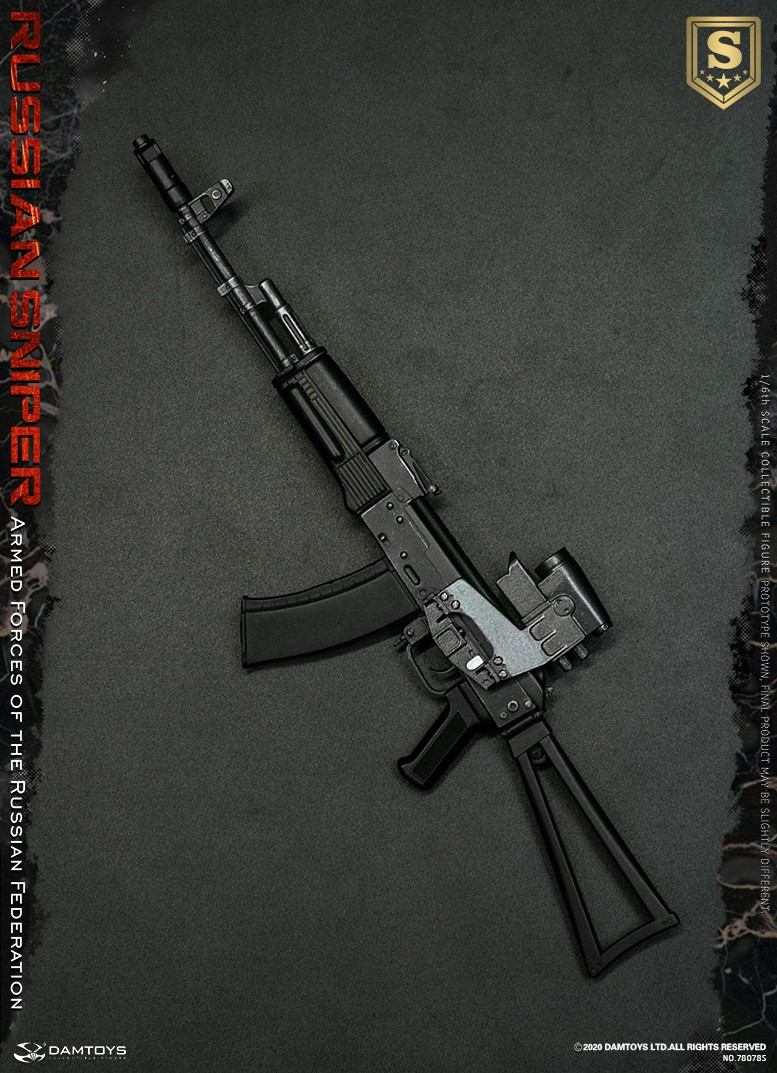 modernmilitary - NEW PRODUCT: DAMTOYS: 1/6 Russian Armed Forces-Russian Sniper Special Edition 78078S / Elite Edition 78078 16091010