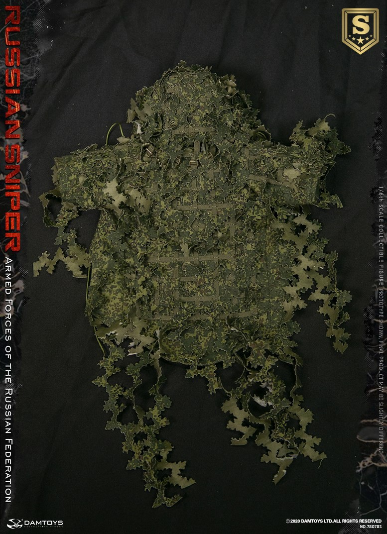 modernmilitary - NEW PRODUCT: DAMTOYS: 1/6 Russian Armed Forces-Russian Sniper Special Edition 78078S / Elite Edition 78078 16091110
