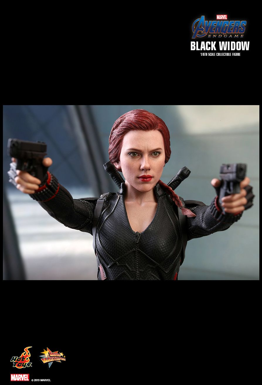 EndGame - NEW PRODUCT: HOT TOYS: AVENGERS: ENDGAME BLACK WIDOW 1/6TH SCALE COLLECTIBLE FIGURE 16101