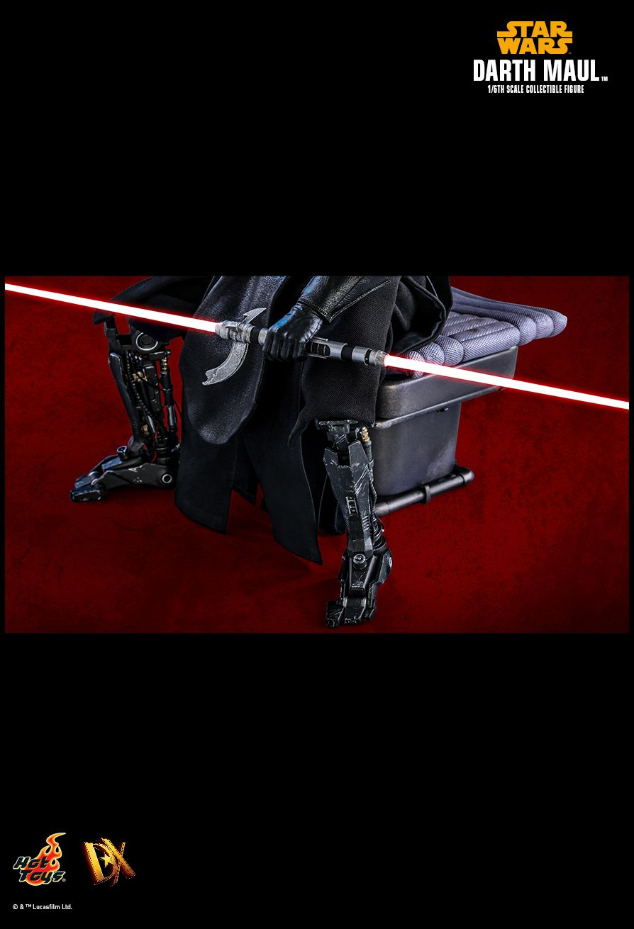 solo - NEW PRODUCT: HOT TOYS: SOLO: A STAR WARS STORY DARTH MAUL 1/6TH SCALE COLLECTIBLE FIGURE 16114