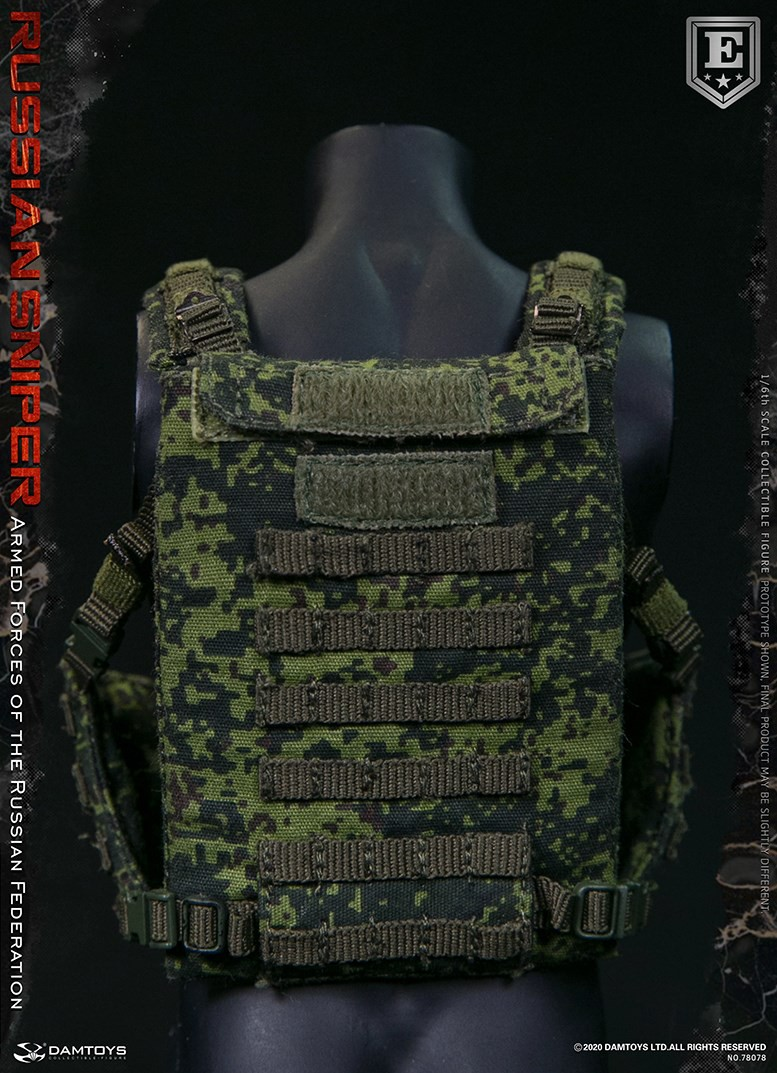 modernmilitary - NEW PRODUCT: DAMTOYS: 1/6 Russian Armed Forces-Russian Sniper Special Edition 78078S / Elite Edition 78078 16172511