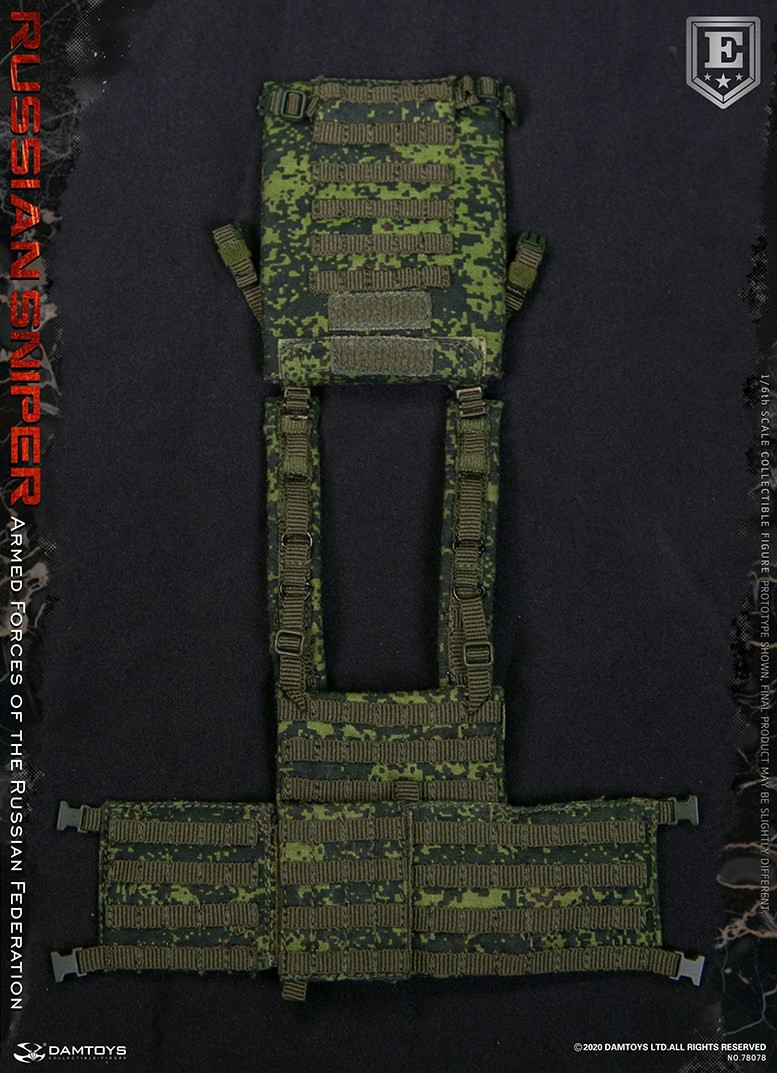 modernmilitary - NEW PRODUCT: DAMTOYS: 1/6 Russian Armed Forces-Russian Sniper Special Edition 78078S / Elite Edition 78078 16172610