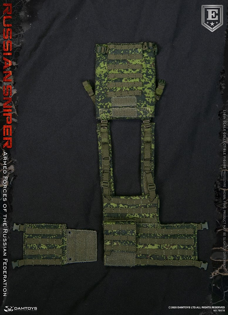 modernmilitary - NEW PRODUCT: DAMTOYS: 1/6 Russian Armed Forces-Russian Sniper Special Edition 78078S / Elite Edition 78078 16172710