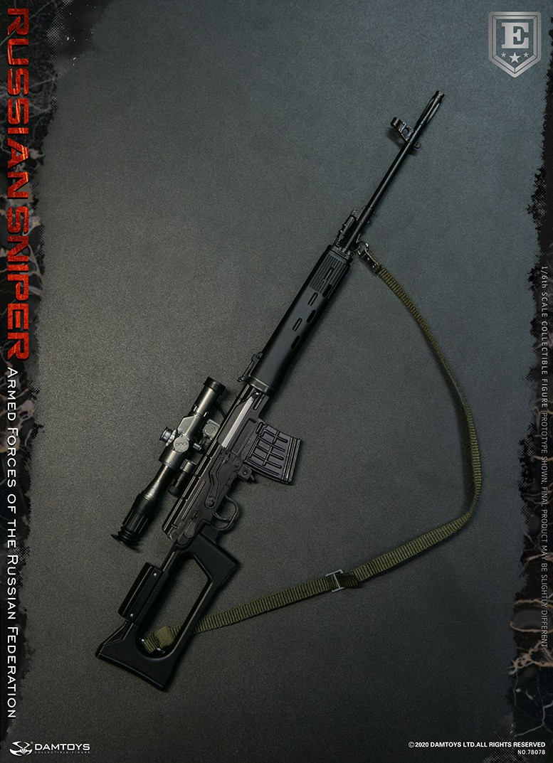 modernmilitary - NEW PRODUCT: DAMTOYS: 1/6 Russian Armed Forces-Russian Sniper Special Edition 78078S / Elite Edition 78078 16172811
