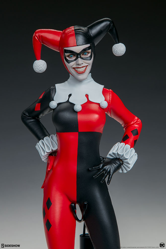batman - NEW PRODUCT: Sideshow Collectibles: Harley Quinn Sixth Scale Figure 16191