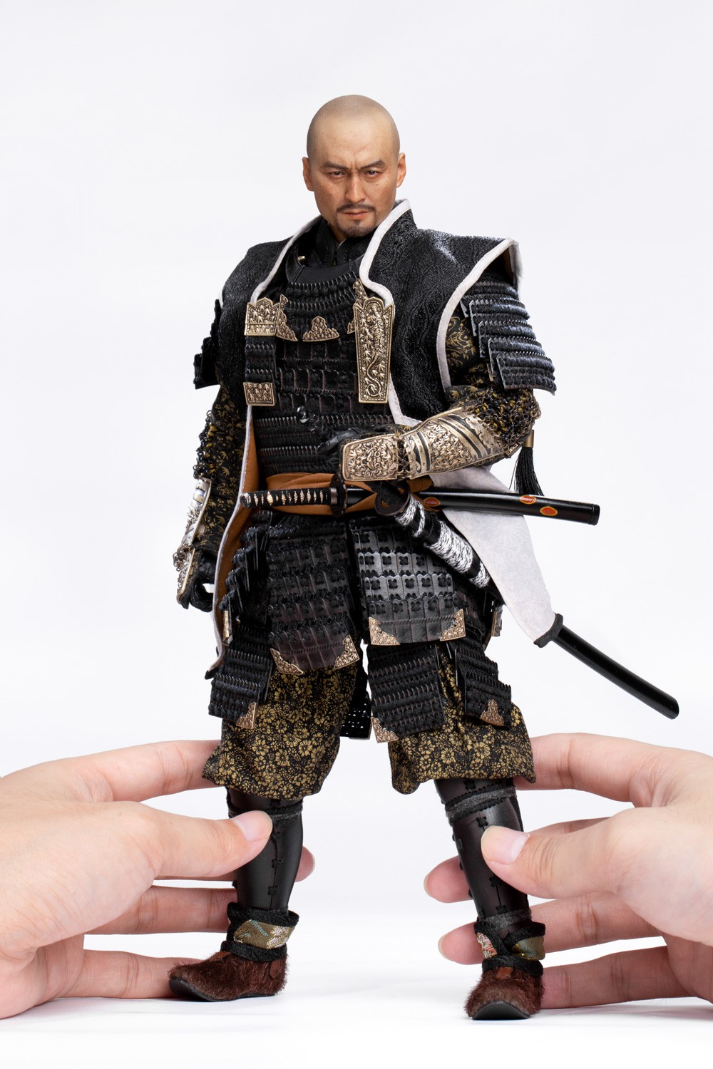 japanese - NEW PRODUCT: PopToys: 1/6 Benevolent Samurai EX30 Standard Edition/Deluxe Edition/Petition Edition [A piece of material 100% alloy] 16340712