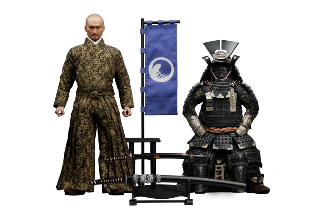 japanese - NEW PRODUCT: PopToys: 1/6 Benevolent Samurai EX30 Standard Edition/Deluxe Edition/Petition Edition [A piece of material 100% alloy] 16341110