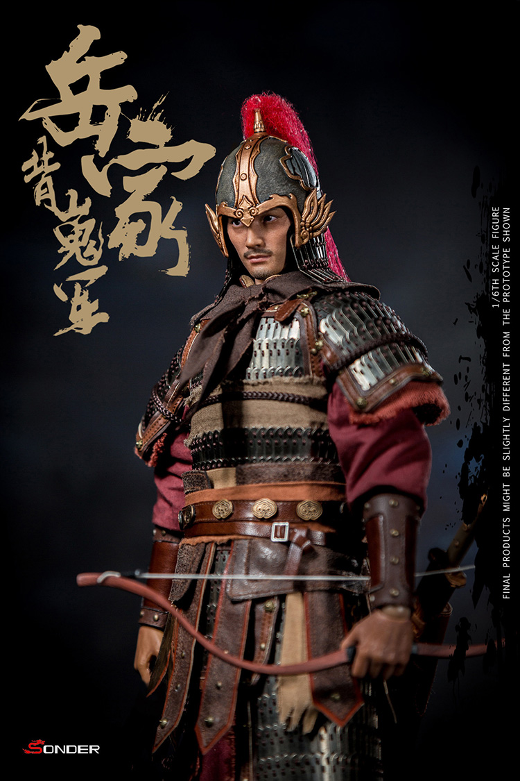 NEW PRODUCT: SONDER: 1/6 Song Dynasty third bomb - Yue Jiabei Junjun (SD003#) 16360111