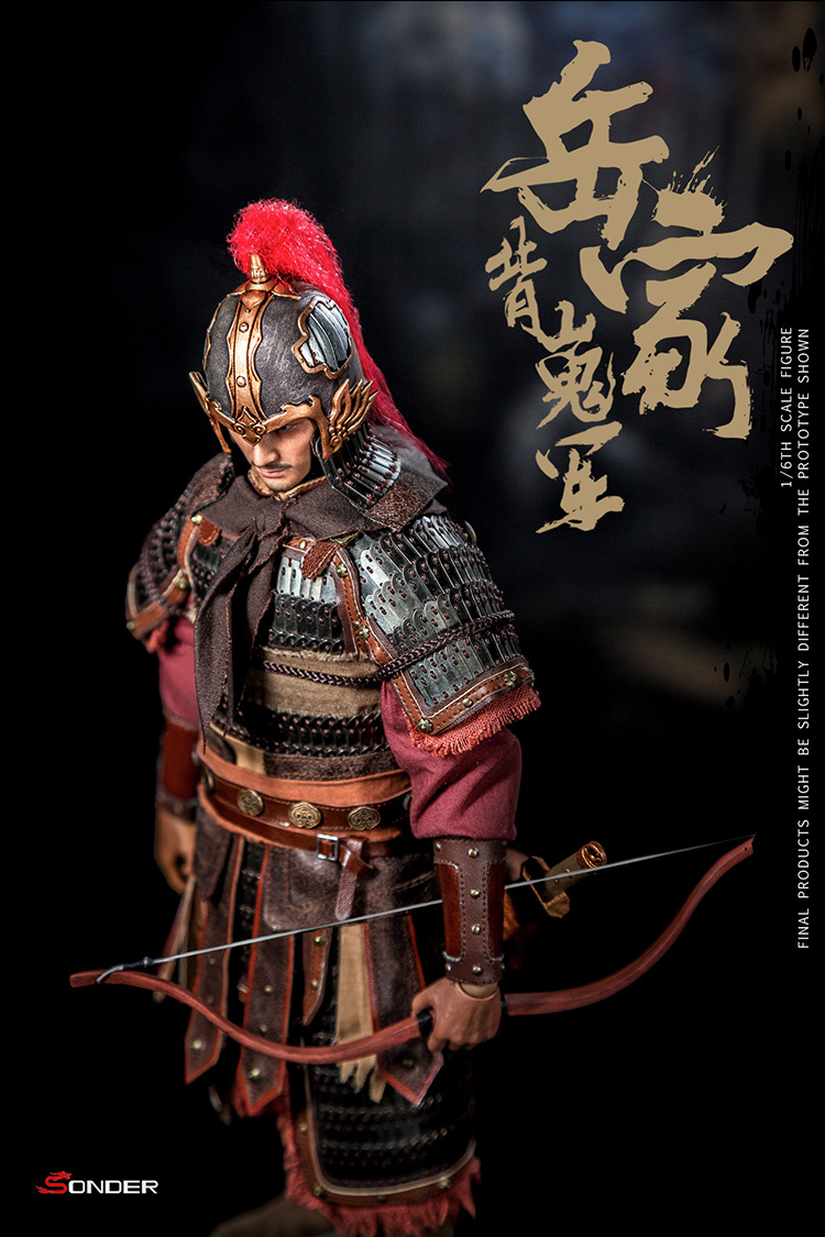 NEW PRODUCT: SONDER: 1/6 Song Dynasty third bomb - Yue Jiabei Junjun (SD003#) 16363011