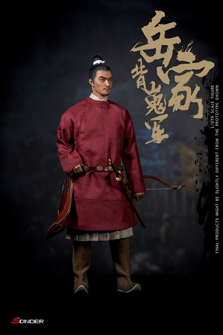 NEW PRODUCT: SONDER: 1/6 Song Dynasty third bomb - Yue Jiabei Junjun (SD003#) 16363510