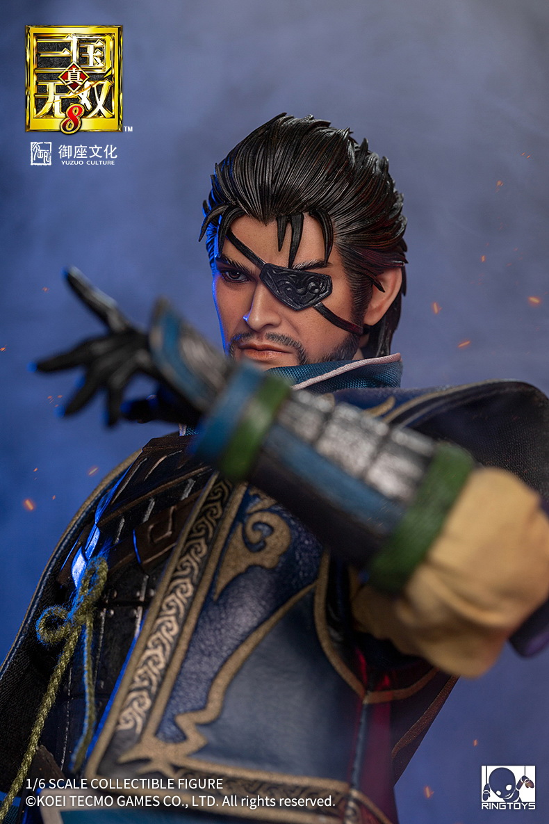 "NEW PRODUCT: RingToys: 1/6 ""True. Three Kingdoms Warriors 8"" series - Xiahou Yi action figure 16451111"