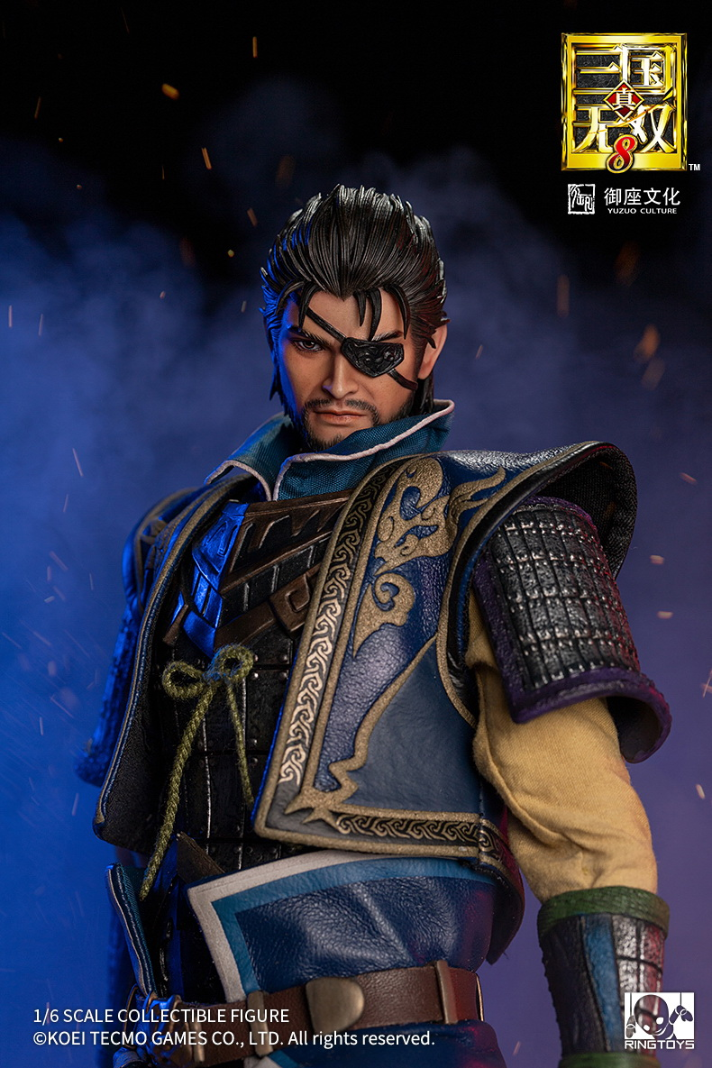 "male - NEW PRODUCT: RingToys: 1/6 scale Three Kingdoms Warriors 8"" series - Xiahou Yi figure 16453110"