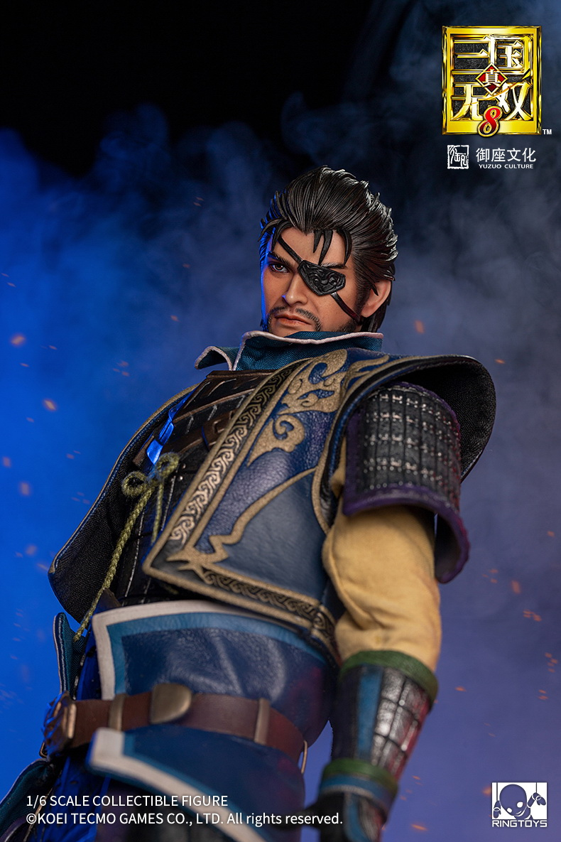 "male - NEW PRODUCT: RingToys: 1/6 scale Three Kingdoms Warriors 8"" series - Xiahou Yi figure 16453710"