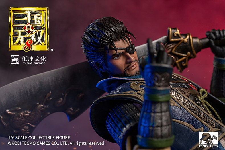 "male - NEW PRODUCT: RingToys: 1/6 scale Three Kingdoms Warriors 8"" series - Xiahou Yi figure 16455512"