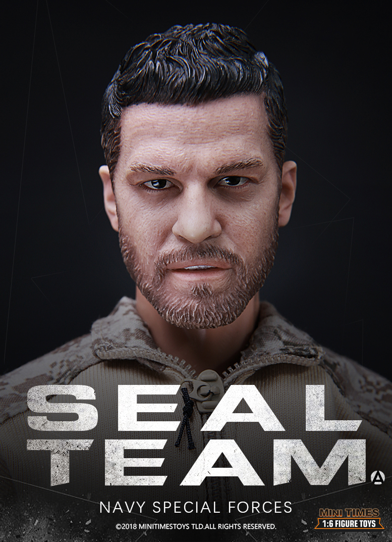 minitimes - NEW PRODUCT: MINI TIMES TOYS US NAVY SEAL TEAM SPECIAL FORCES 1/6 SCALE ACTION FIGURE MT-M012 1646