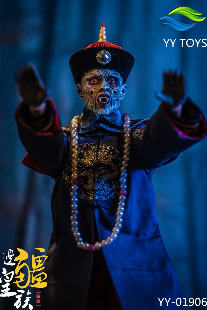male - NEW PRODUCT: YY TOYS: 1/6 Zombie Uncle - Frontier Royal Candidate - Normal Edition & Deluxe Edition 16460411