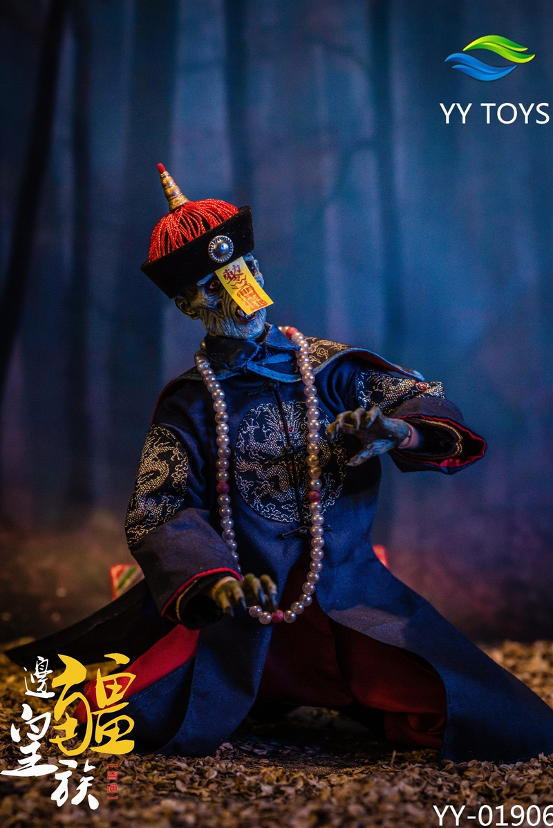male - NEW PRODUCT: YY TOYS: 1/6 Zombie Uncle - Frontier Royal Candidate - Normal Edition & Deluxe Edition 16460511