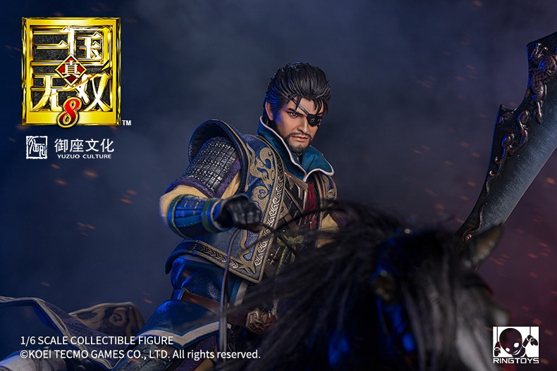 "male - NEW PRODUCT: RingToys: 1/6 scale Three Kingdoms Warriors 8"" series - Xiahou Yi figure 16472810"