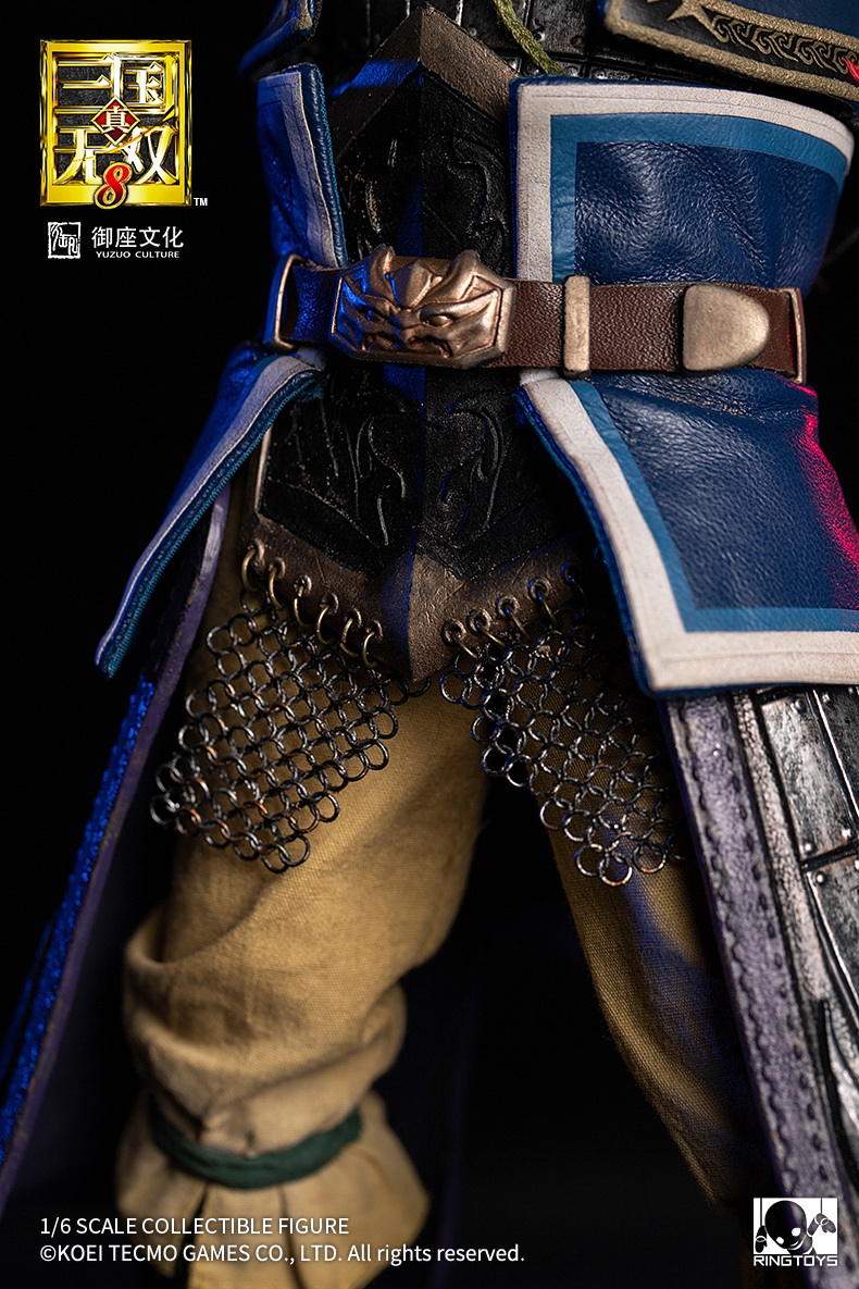 "male - NEW PRODUCT: RingToys: 1/6 scale Three Kingdoms Warriors 8"" series - Xiahou Yi figure 16495610"