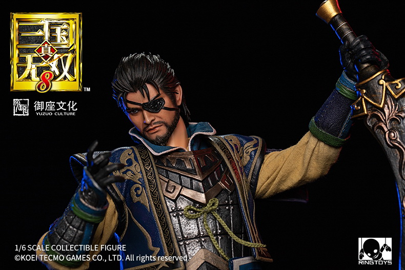 "male - NEW PRODUCT: RingToys: 1/6 scale Three Kingdoms Warriors 8"" series - Xiahou Yi figure 16502810"
