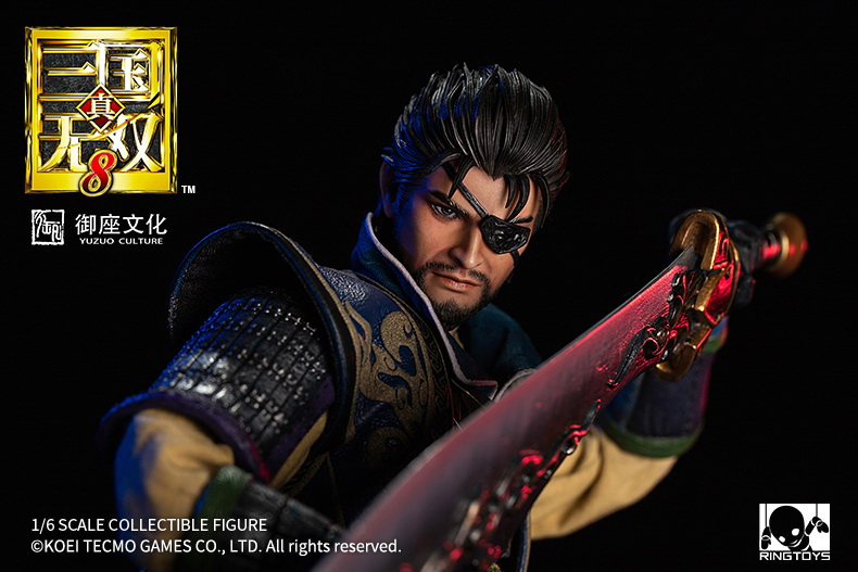 "male - NEW PRODUCT: RingToys: 1/6 scale Three Kingdoms Warriors 8"" series - Xiahou Yi figure 16511311"