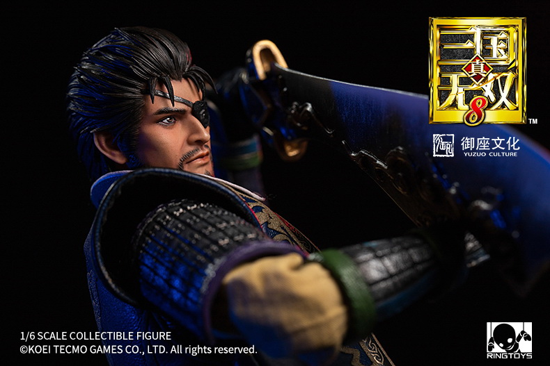 "male - NEW PRODUCT: RingToys: 1/6 scale Three Kingdoms Warriors 8"" series - Xiahou Yi figure 16512210"