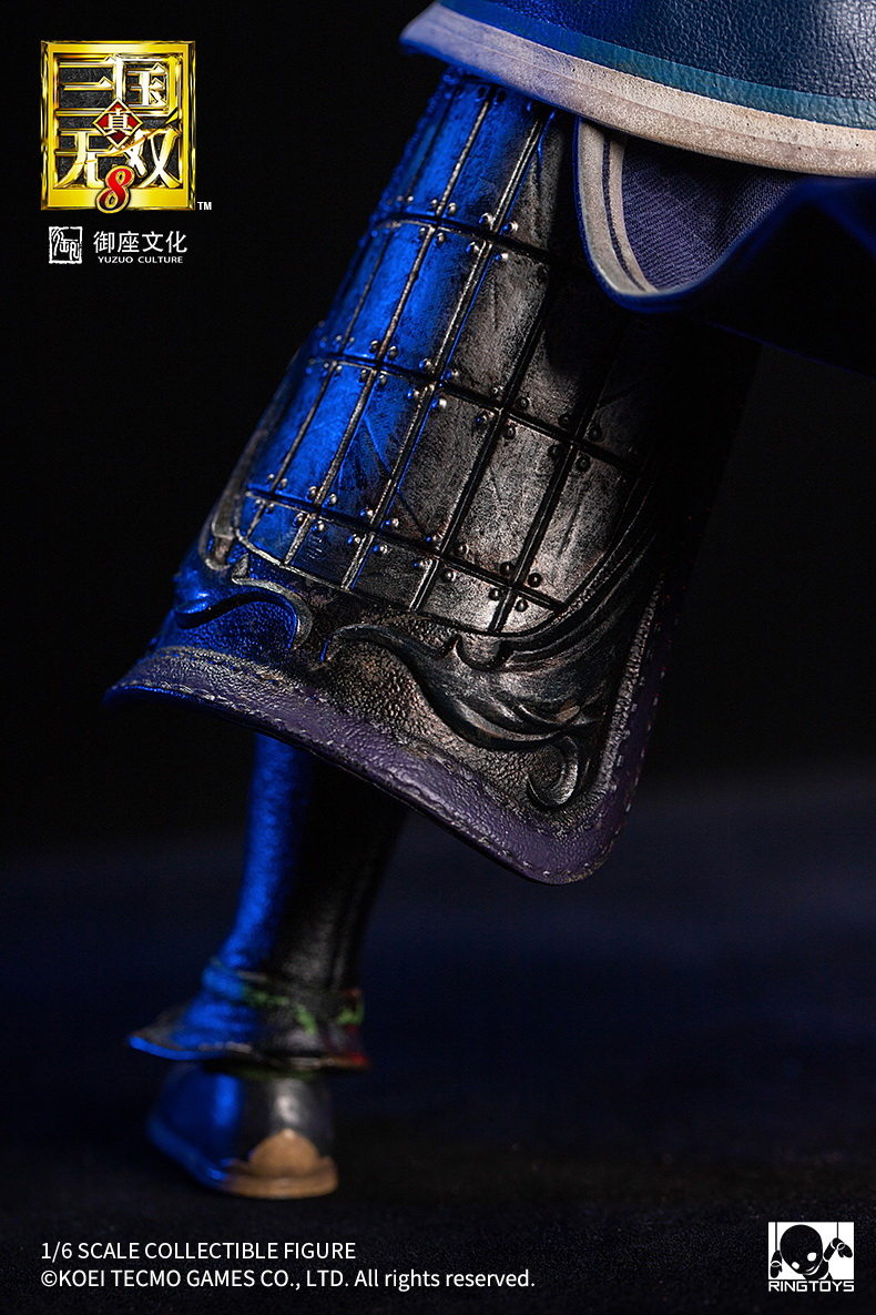 "NEW PRODUCT: RingToys: 1/6 ""True. Three Kingdoms Warriors 8"" series - Xiahou Yi action figure 16513411"