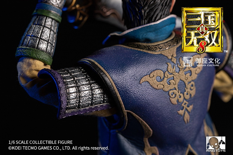 "male - NEW PRODUCT: RingToys: 1/6 scale Three Kingdoms Warriors 8"" series - Xiahou Yi figure 16514310"