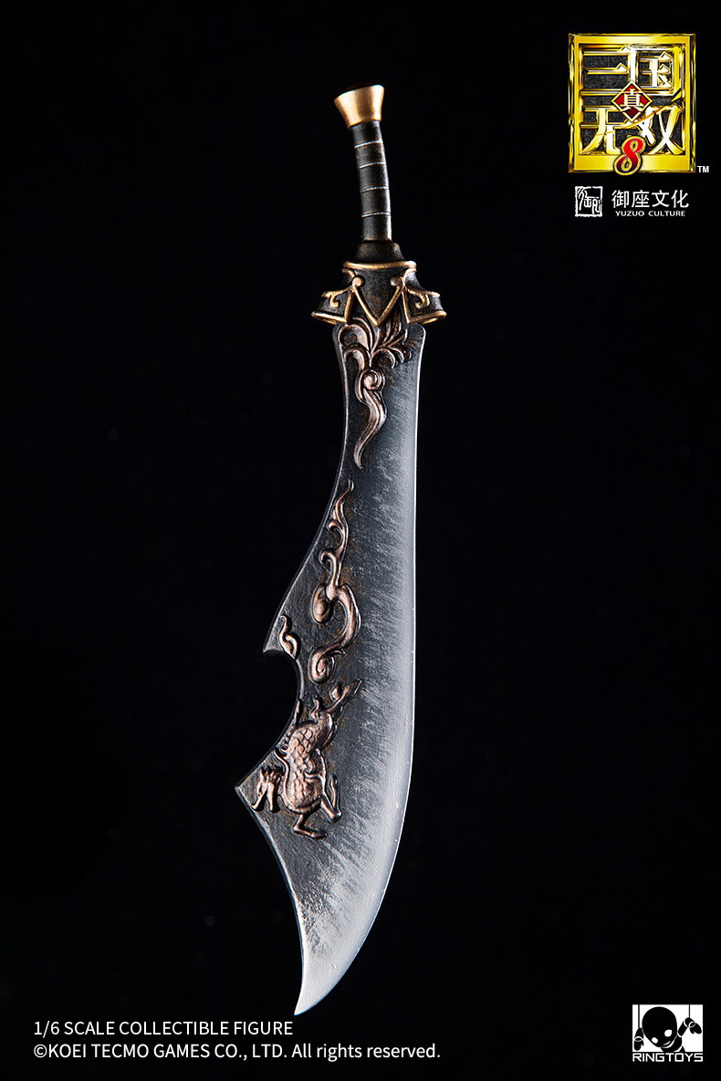 "male - NEW PRODUCT: RingToys: 1/6 scale Three Kingdoms Warriors 8"" series - Xiahou Yi figure 16525610"