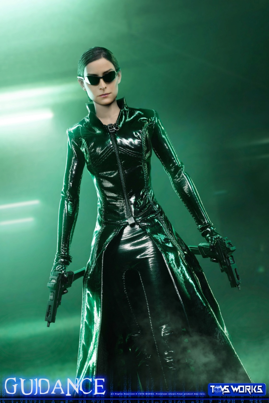 Sci-Fi - NEW PRODUCT: Toys Works: 1/6 Guidance Action Figure TW012 16583611