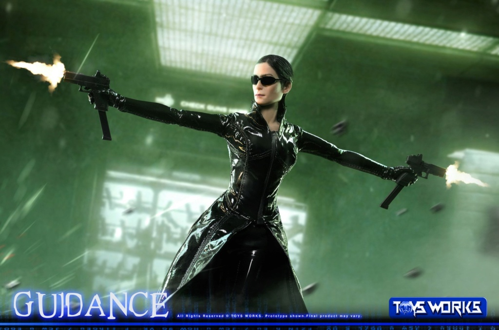 Sci-Fi - NEW PRODUCT: Toys Works: 1/6 Guidance Action Figure TW012 16583911