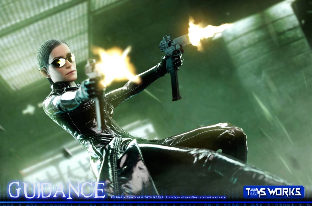 Sci-Fi - NEW PRODUCT: Toys Works: 1/6 Guidance Action Figure TW012 16584211