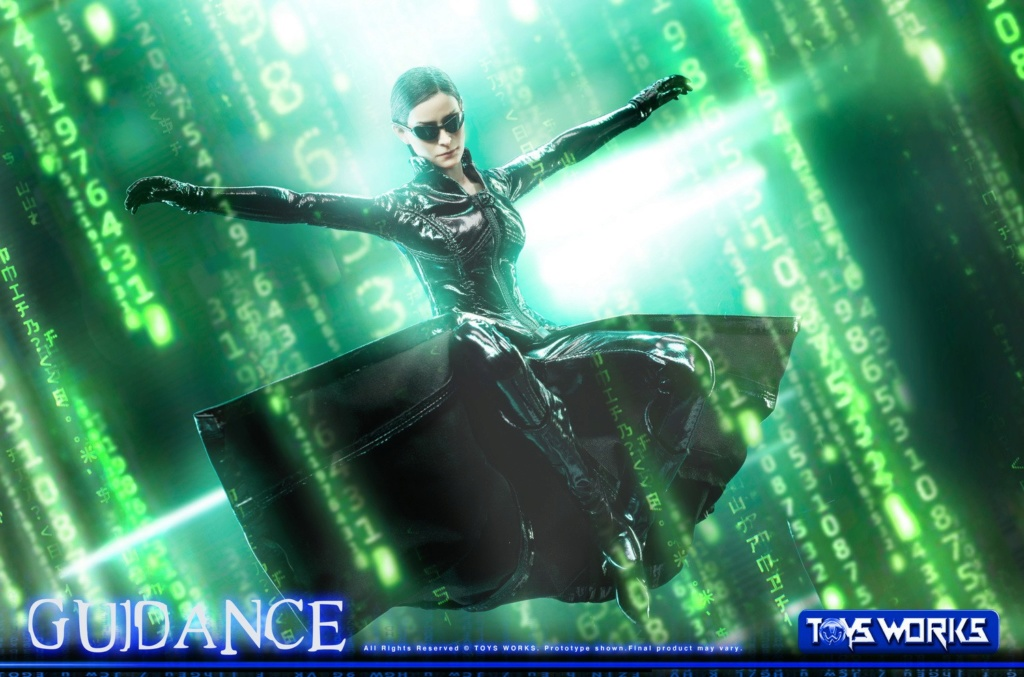 Sci-Fi - NEW PRODUCT: Toys Works: 1/6 Guidance Action Figure TW012 16584310