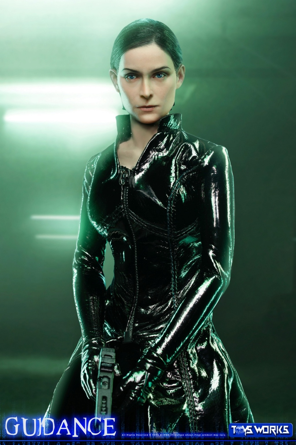 Sci-Fi - NEW PRODUCT: Toys Works: 1/6 Guidance Action Figure TW012 16584711