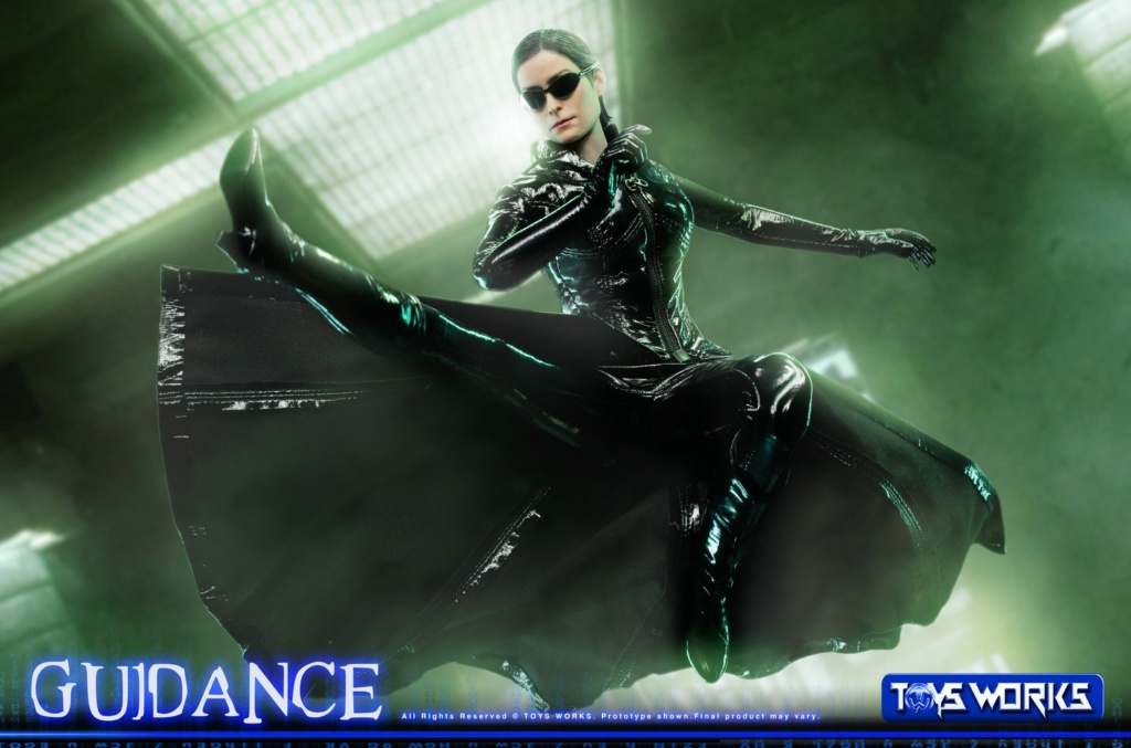 Sci-Fi - NEW PRODUCT: Toys Works: 1/6 Guidance Action Figure TW012 16584810