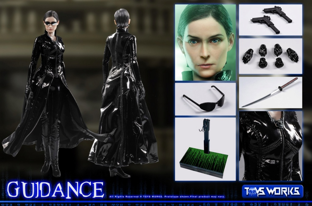 Sci-Fi - NEW PRODUCT: Toys Works: 1/6 Guidance Action Figure TW012 16585210