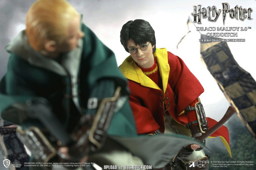DracoMalfoy2 - NEW PRODUCT: STAR ACE Toys: 1/6 Harry Potter + Malfoy 2.0 Playing Set & Single & Uniform Edition 16591911
