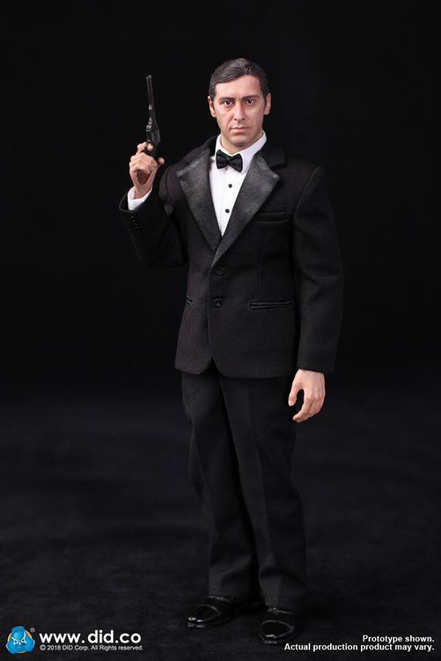 Michael - NEW PRODUCT: DiD Corporation: T80128  Chicago Gangster III Michael & T80128S  Chicago Gangster III Michael Deluxe Version 1666
