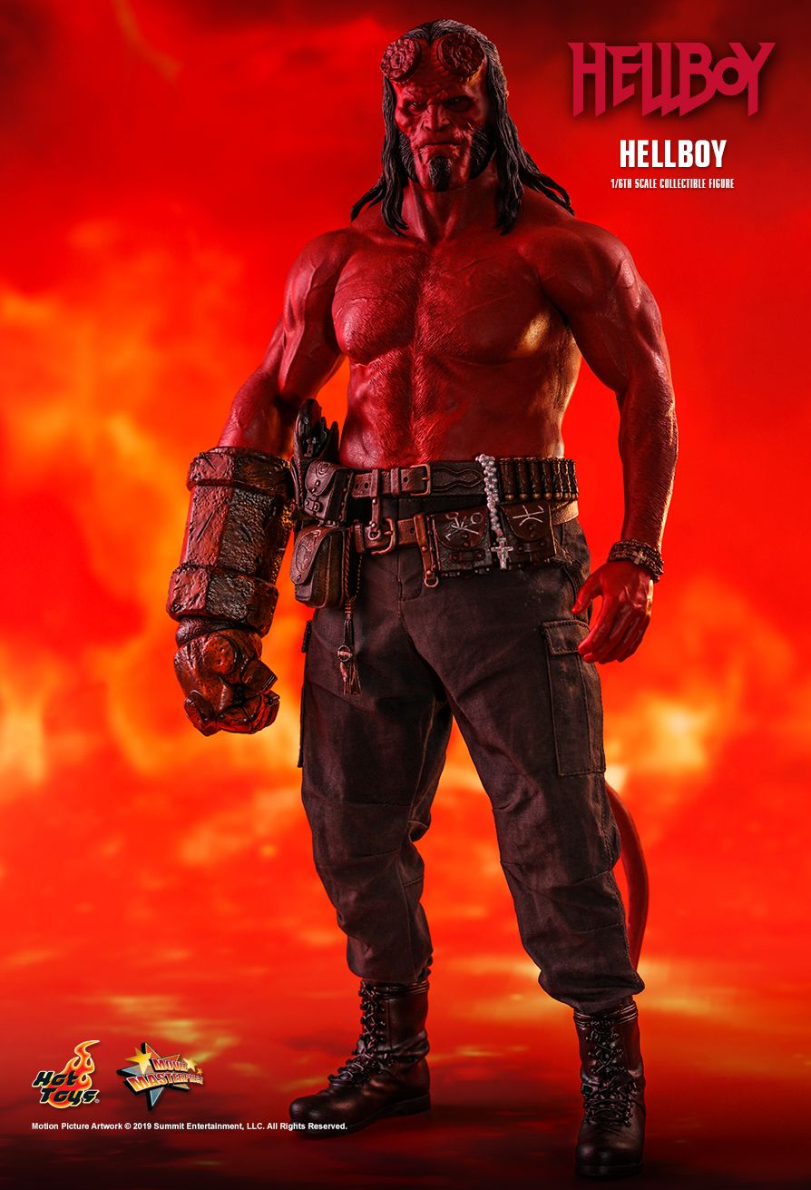 Topics tagged under hellboy on OneSixthFigures 1696