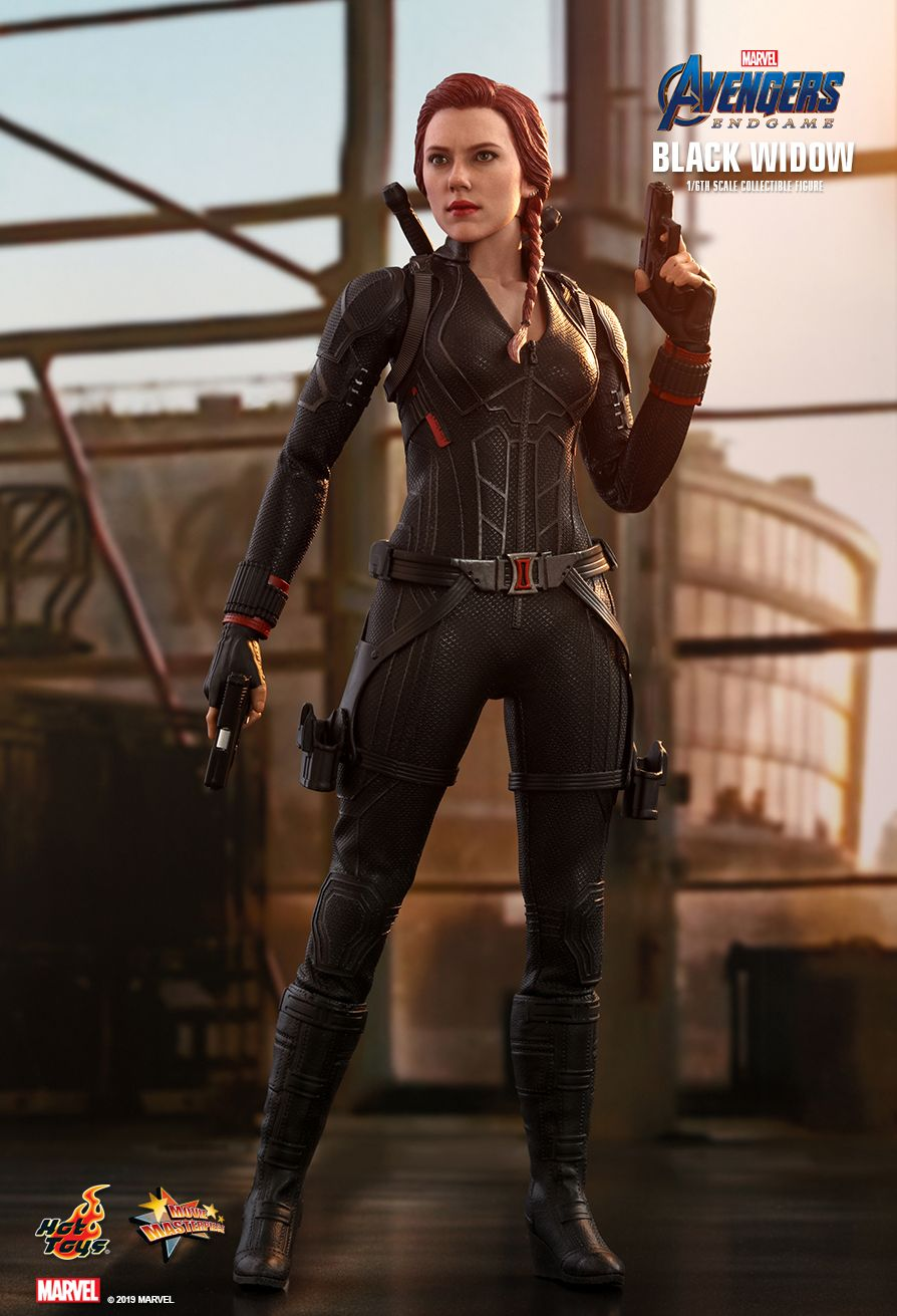 EndGame - NEW PRODUCT: HOT TOYS: AVENGERS: ENDGAME BLACK WIDOW 1/6TH SCALE COLLECTIBLE FIGURE 1700