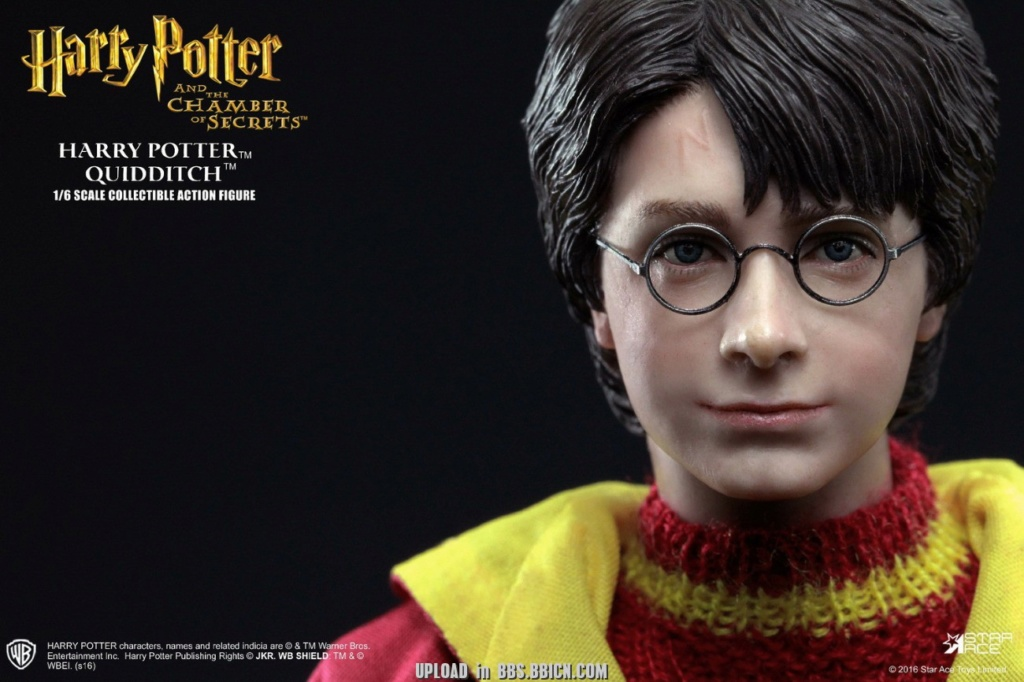 DracoMalfoy2 - NEW PRODUCT: STAR ACE Toys: 1/6 Harry Potter + Malfoy 2.0 Playing Set & Single & Uniform Edition 17050510