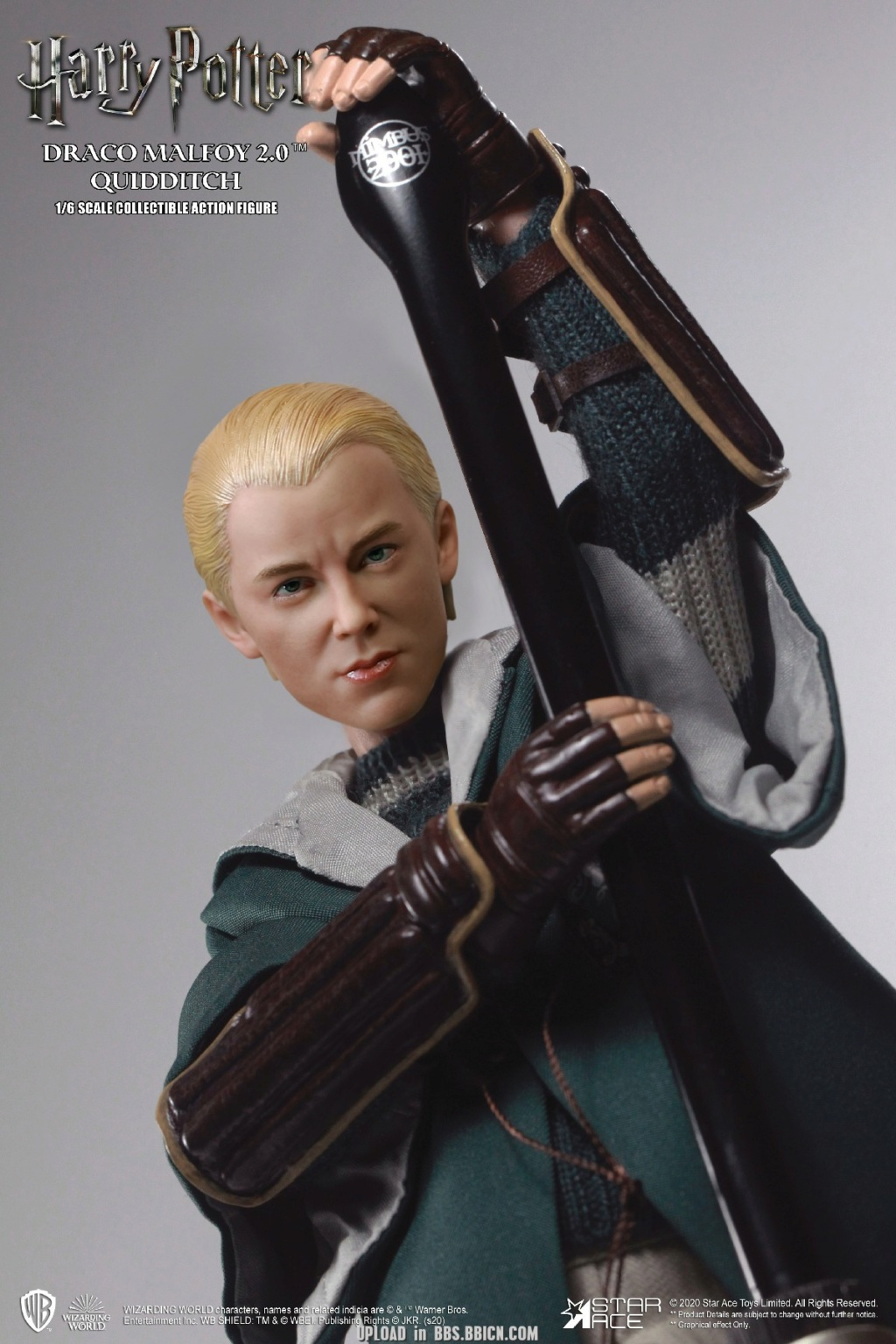 DracoMalfoy2 - NEW PRODUCT: STAR ACE Toys: 1/6 Harry Potter + Malfoy 2.0 Playing Set & Single & Uniform Edition 17064110