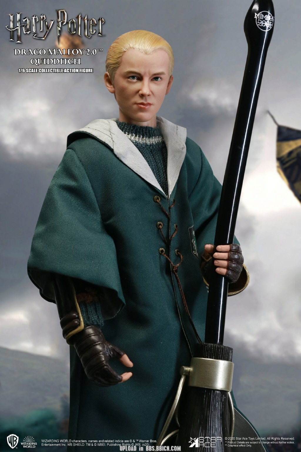 DracoMalfoy2 - NEW PRODUCT: STAR ACE Toys: 1/6 Harry Potter + Malfoy 2.0 Playing Set & Single & Uniform Edition 17064610