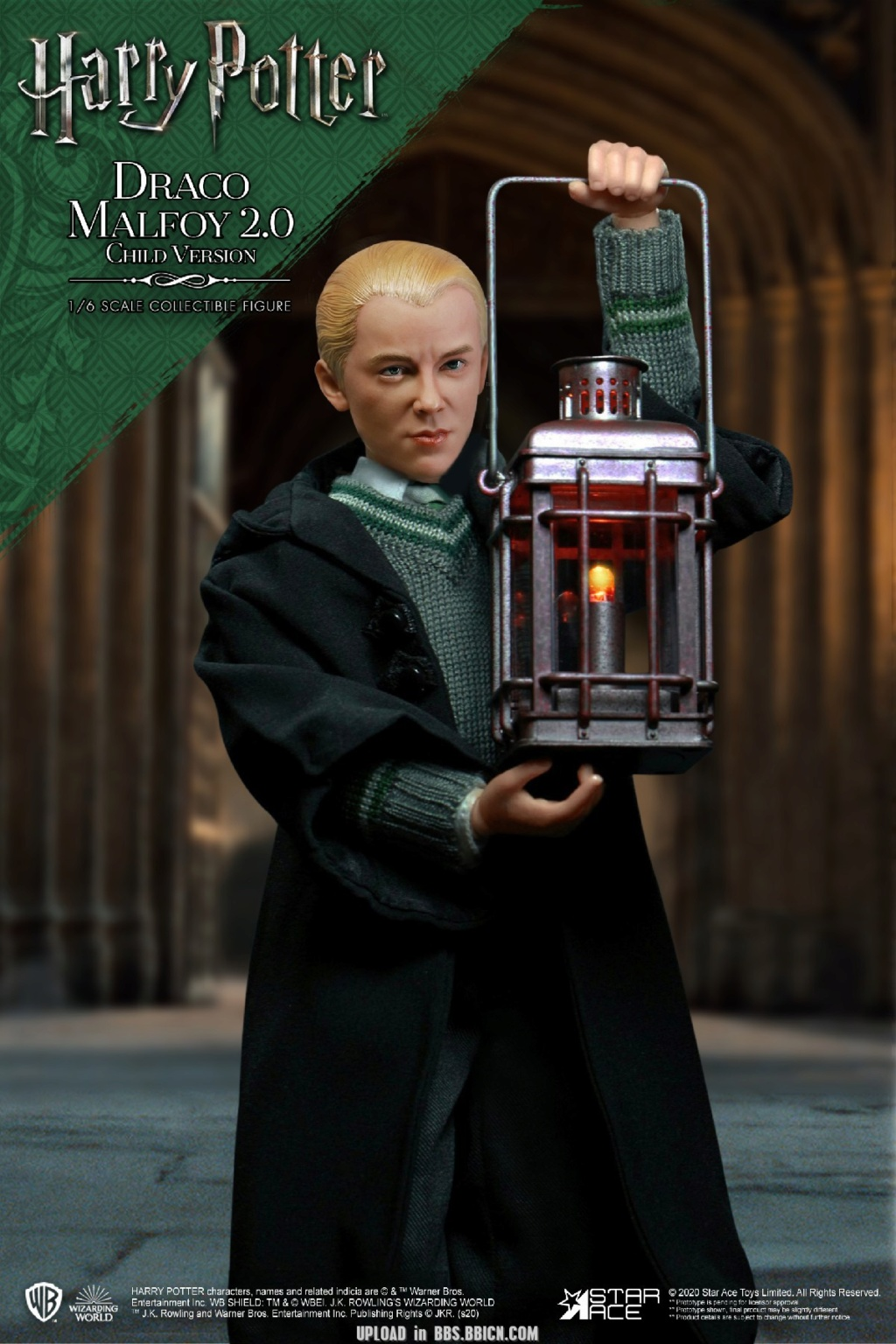 DracoMalfoy2 - NEW PRODUCT: STAR ACE Toys: 1/6 Harry Potter + Malfoy 2.0 Playing Set & Single & Uniform Edition 17082310