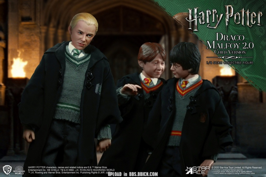 DracoMalfoy2 - NEW PRODUCT: STAR ACE Toys: 1/6 Harry Potter + Malfoy 2.0 Playing Set & Single & Uniform Edition 17082410