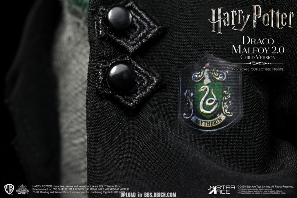 DracoMalfoy2 - NEW PRODUCT: STAR ACE Toys: 1/6 Harry Potter + Malfoy 2.0 Playing Set & Single & Uniform Edition 17082610