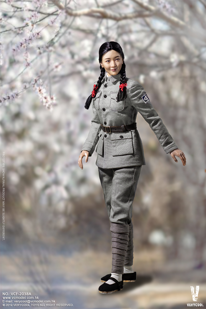NEW PRODUCT: VERYCOOL: 1/6 National Revolutionary Army Eighth Route Army-Medical Standards & Double-headed Collector's Edition VCF-2038 17155510